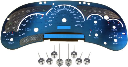 Dorman 10-0107B Instrument Cluster Upgrade Kit