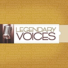 Legendary Voices (10CD Box Set) by Legendary Voices (2015-08-03)