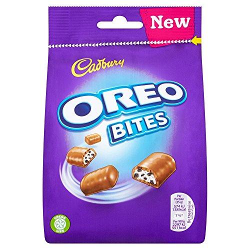 Cadbury Oreo Bites - Cioccolatini Cookies & Creme 110 g