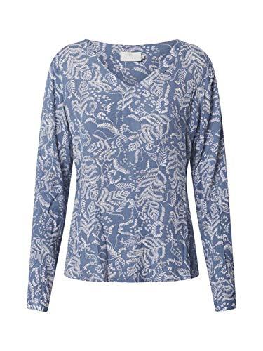KAFFE Damen Bluse Geisa weiß 40 (L)