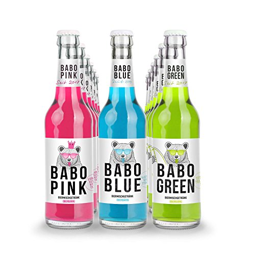 BABO Biermix Mix-Pack 18 x 0,33 L