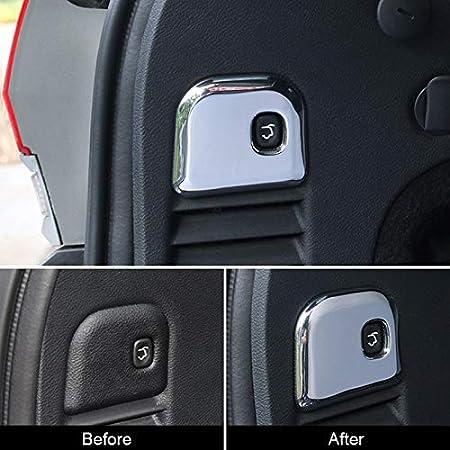 High Flying Für Grand Cherokee Wk2 2011 2018 Hintere Tür Taste Interieurleisten 1 Stück Abs Kunststoff Verchromt Auto
