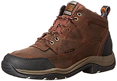 Ariat Men's Terrain H2O Hiking Boot, Copper, 8.5 D US