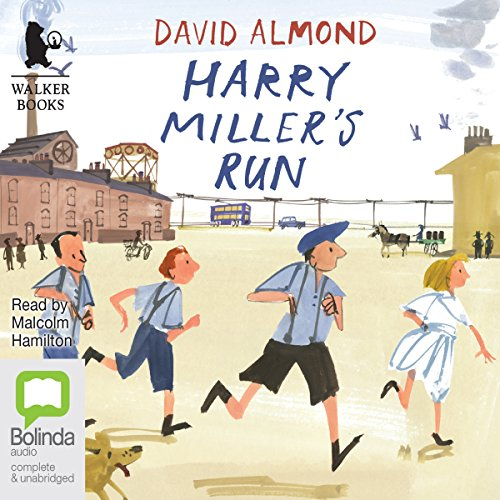 Harry Miller's Run audiobook cover art
