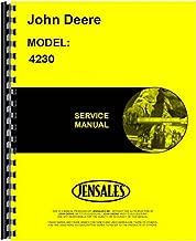 Best john deere 4230 service manual Reviews