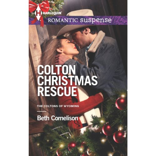 Colton Christmas Rescue audiobook cover art