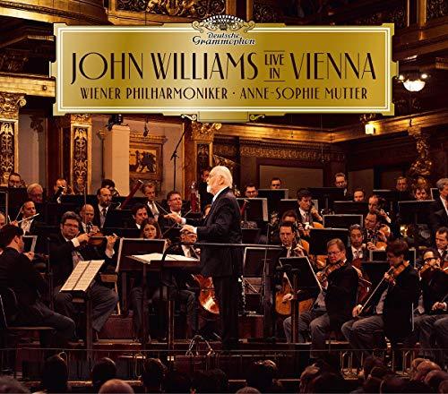 ジョン・ウィリアムズ ライヴ・イン・ウィーン(デラックス盤)(UHQ-CD/MQA+Blu-ray付)