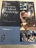 Best Practices in School Psychology