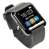 HAMSWAN Smartwatch Andriod Multi-Idiomas Reloj Inteligente Bluetooth 4.0 Smart Watch con...