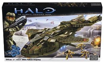 Mega Bloks Halo UNSC Pelican Dropship