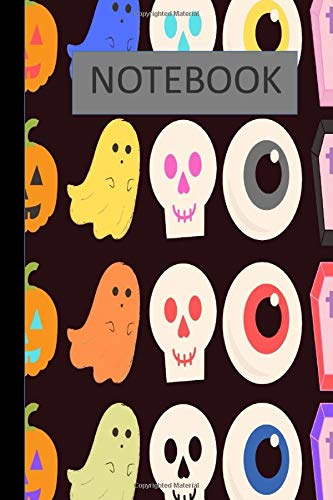 Notebook: Scary Journal   : For Those scary Days and Nights