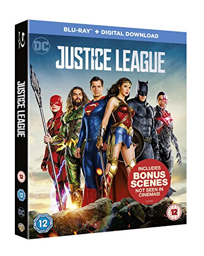 JUSTICE LEAGUE - MOVIE [Blu-ray]