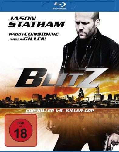 Blitz - Cop Killer vs. Killer Cop [Alemania] [Blu-ray]