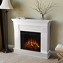 Classic Electric Fireplace For Small Spaces