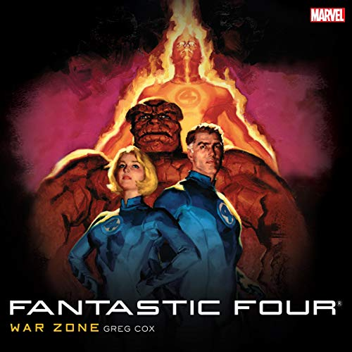 Fantastic Four: War Zone  By  cover art