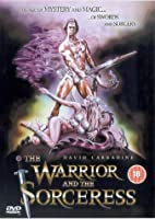 The Warrior and the Sorceress [DVD]