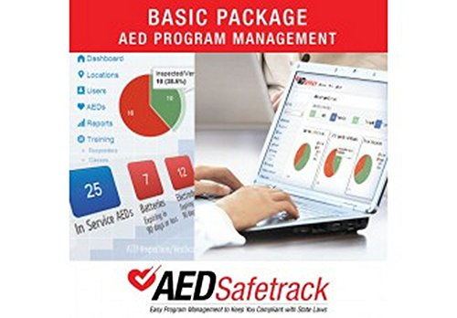 AED Program Management Basic Package - 5 year