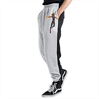 RARITYUS Men Women Rave Reflective Pants Sweatpants Trousers Dance Jogger Pants with Pockets for Casual Sport Party Festival