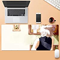 ナルトマウスパッド、滑り止めラバーコンピューターマウスパッド、大型テーブルマット、プロフェッショナルゲーミングマウスパッド-ナルトアニメデザイン 大型マウスパッド ゲーミング キーボードパッド アニメ マウスパッド 疲労軽防水 マウスパッド800*300*3MM/900*400*3MM-A_900*400*3mm