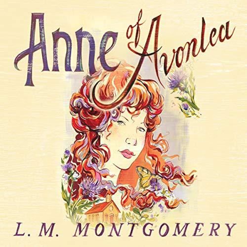 Anne of Avonlea cover art