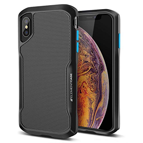 Element Case Shadow Drop Tested case for iPhone iPhone XS/X - Black (EMT-322-192EY-01)