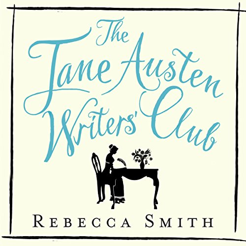 The Jane Austen Writers' Club audiobook cover art