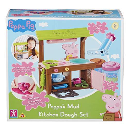 Peppa Pig Cocina, Multicolor (Bandai CO07038)