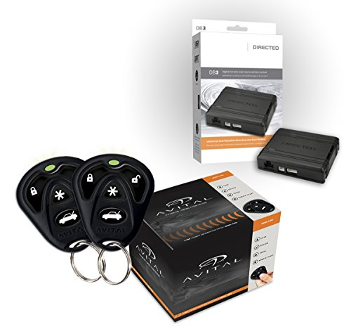 Avital 4105L Remote Start Keyless Entry & Directed DB3 XPressKit DEI Databus ALL Combo Bypass / Door Lock Interface Bundle Package