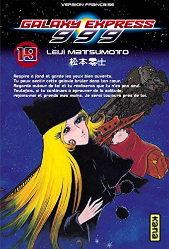 Galaxy Express 999, Tome 19 :