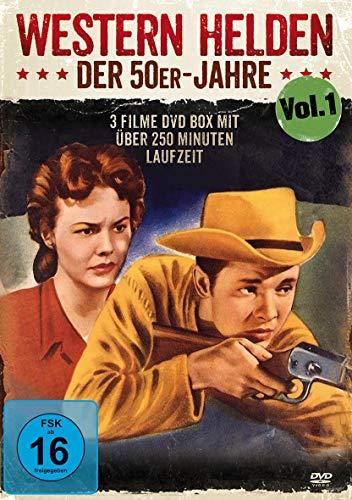 Western Helden der 50er-Jahre