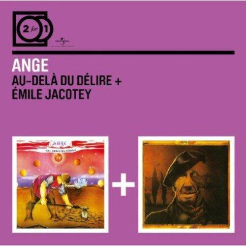 Au Delà du Délire + Emile Jacotey