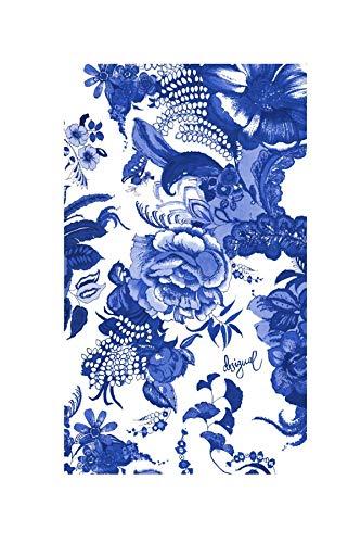 Desigual - Toalla de Playa Think in Azul (150 x 95 cm)