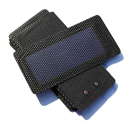 Controlador solar Las células solares flexibles de 0.3W 1.5V de silicio amorfo pueden el panel solar muy delgado plegable accesorios solares