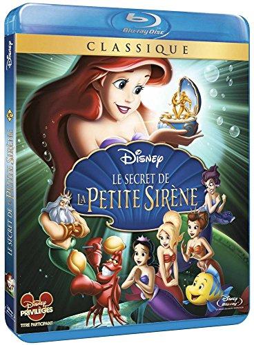 La petite sirène 3 : le secret de la petite sirène [Blu-ray] [FR Import]