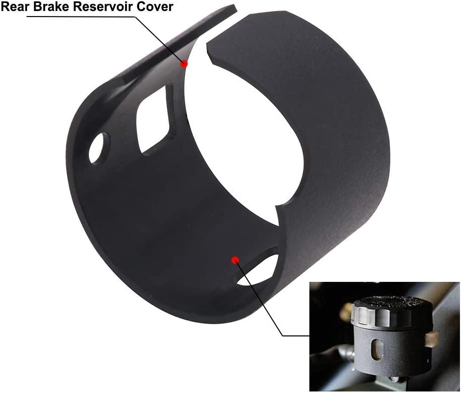 Motorcycle Snap On Rear Max Max 81% OFF 41% OFF Brake For Cross Victory Cover Reservoir