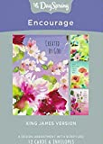 Encouragement - Created by God - 12 Boxed Cards