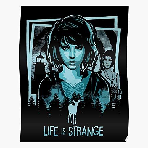 parkavenue Max Chloe Before Price 13 Storm Life Caulfield The Cosplay is Strange Geschenk für Wohnkultur Wandkunst drucken Poster 11.7 x 16.5 inch