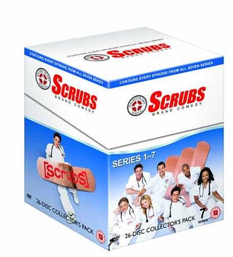 Scrubs - Seasons 1- 7 [Edizione: Regno Unito]