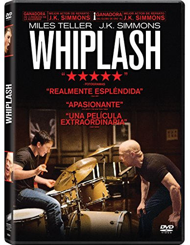Whiplash [DVD]