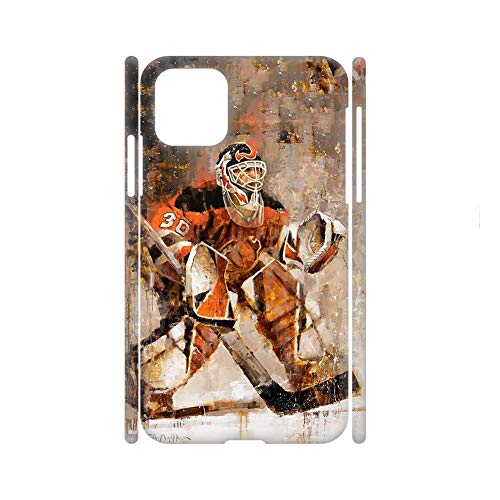 Carcasa De Plástico del Teléfono Impresión Hockey 5 Compatible En Samsung Galaxy A71 Kawaii Chico Choose Design 55-5
