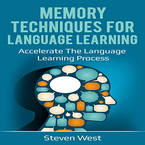 『Memory Techniques for Language Learning』のカバーアート