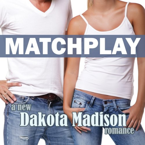 Matchplay audiobook cover art