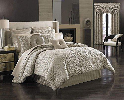 JQUEEN Astoria Queen Comforter Set