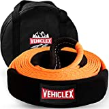 Vehiclex Recovery Tow Strap 3