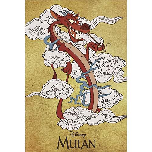 ABYstyle - Disney - Mulan - Poster - Mushu (91.5x61)