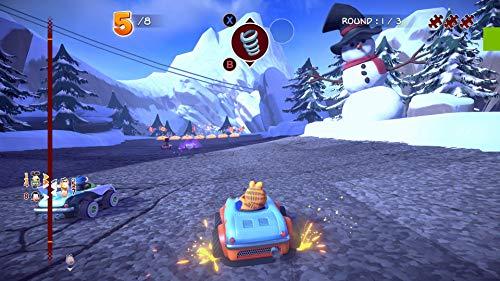 Garfield Kart Furious Racing pour Nintendo Switch