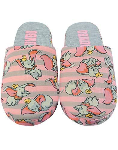 Disney Dumbo Damen Hausschuhe All Over Print Damen Hausschuhe 38-39 EU