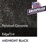 Ameripolish Dye Classic Solvent Based Concrete Dyes (1 Gallon, Midnight Black)