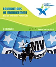 Foundations of Management: Basics and Best Practices