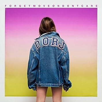 forgetmoveondontcare - Single